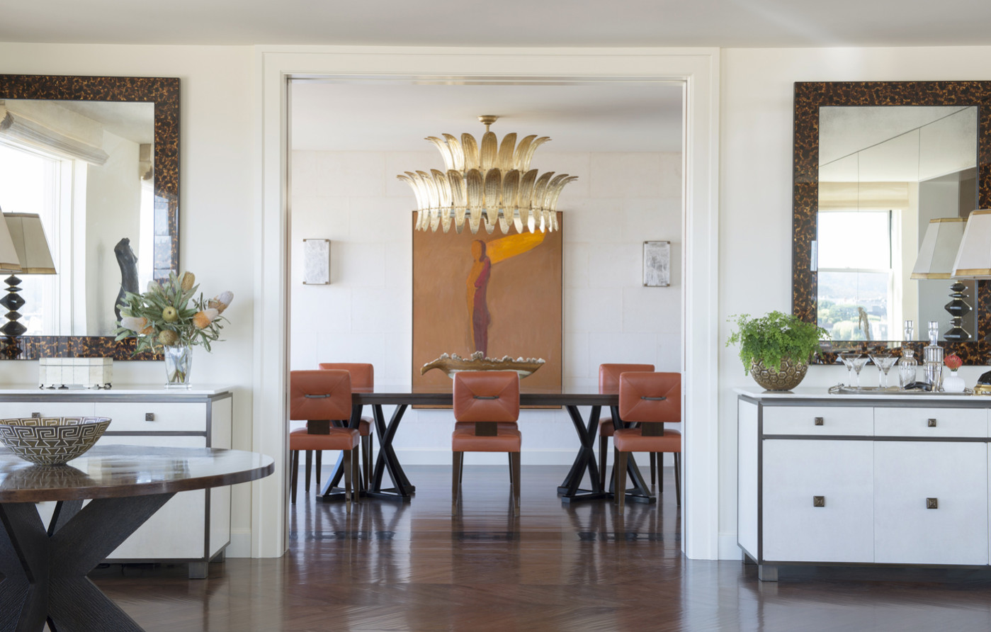San Francisco Contemporary | Tucker & Marks Design