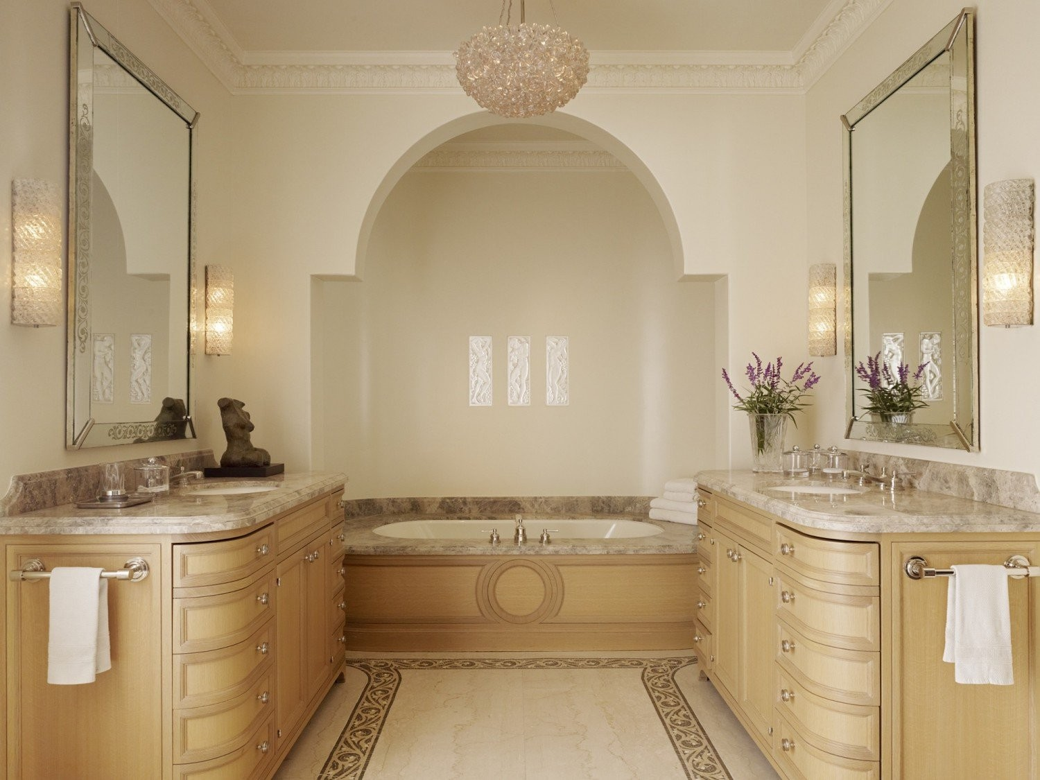 Bath Dressing Rooms Tucker Marks Design